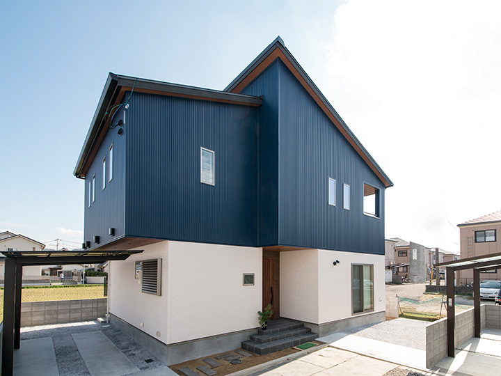 SW工法-松山市西長戸-O様邸