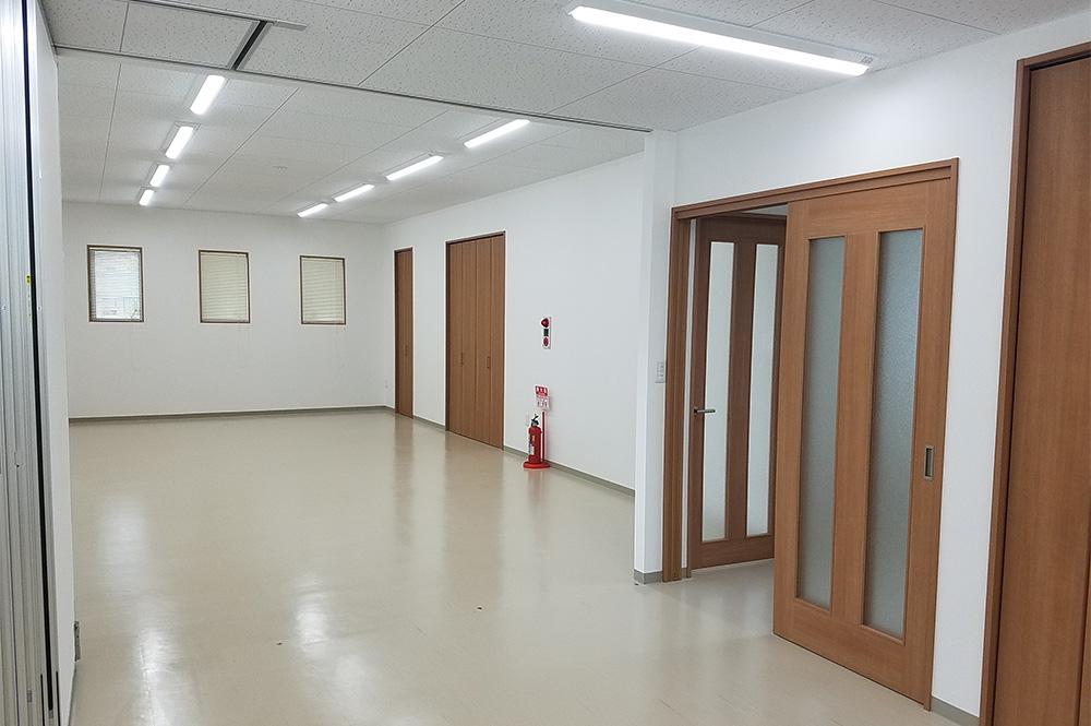 愛媛県柔道整復師会事務所様